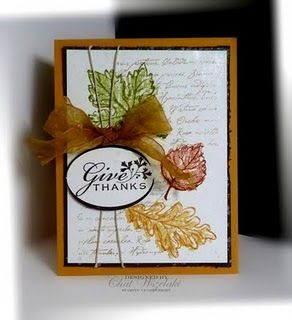 Thanksgiving Card. I love this!