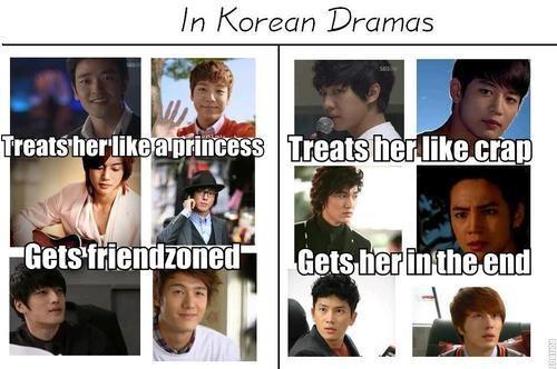 only in korean dramas