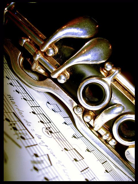 clarinet by Panta Rhei
