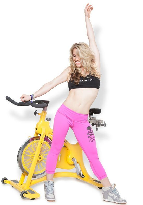 Soul Cycle's NYC instructor: Emily Turner's healthy eating advice:  everything in