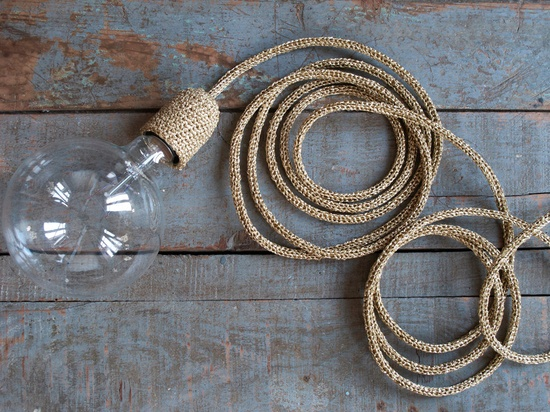 knitting lamp by desaccord