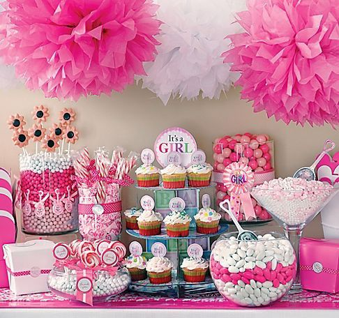 Baby Shower Ideas for Girls On a Budget