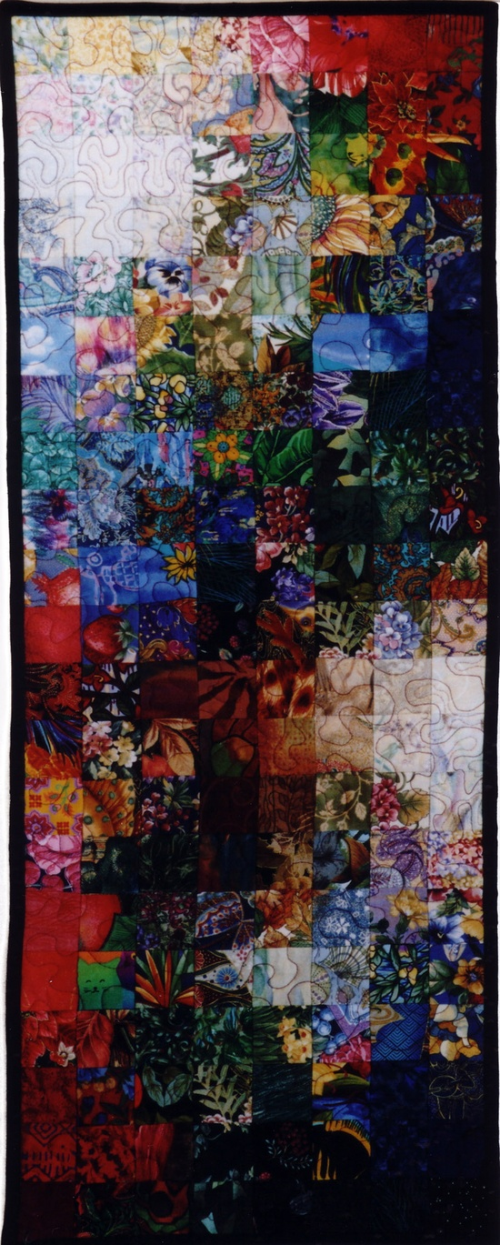 Handmade quilts and art from momsanartist.com - stunningly beautiful.