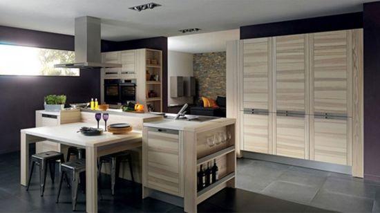 Beautiful Kitchen Design Wallpaper
