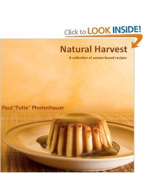 natural harvest a collection of semen based recipes pdf