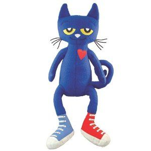 Pete the Cat, Rocking in my School Shoes Activities and Toys!
