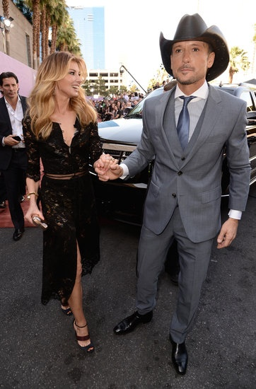 Faith Hill and Tim McGraw: Love this couple!