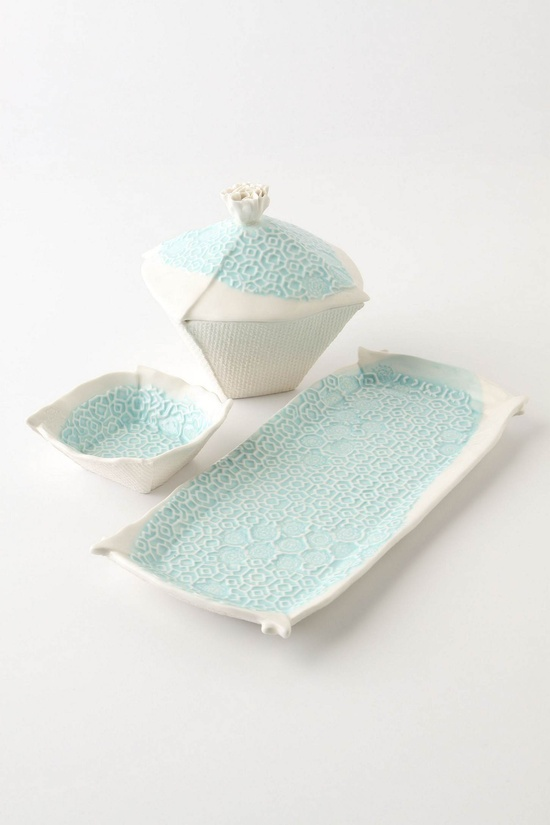 Cute tray for a jewelry holder