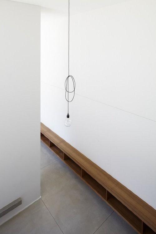 #minimal #interiors #wood