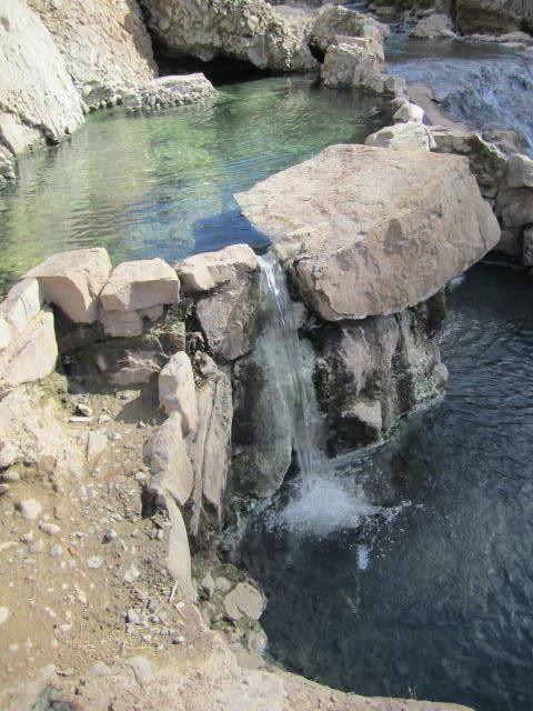 Diamond Fork Hot Springs - Spanish Fork Canyon, Utah