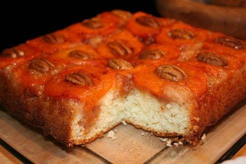 Apricot Sunshine Breakfast Cake Recipe