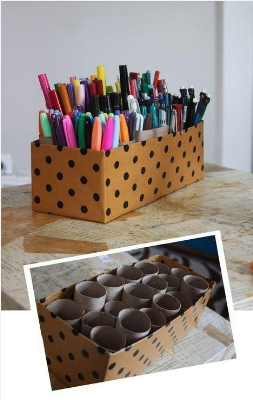 Show off your crafty side...