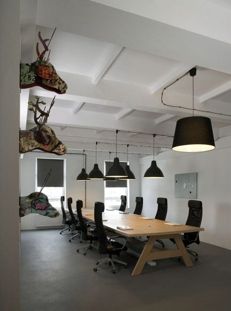 Pride and Glory Office