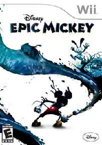 Brand New Wii - Disney Epic Mickey - By Disney Interactive