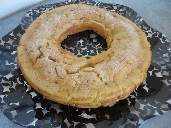 Vegans Eat Yummy Food Too!!!: Apple Pineapple Pudding Cake