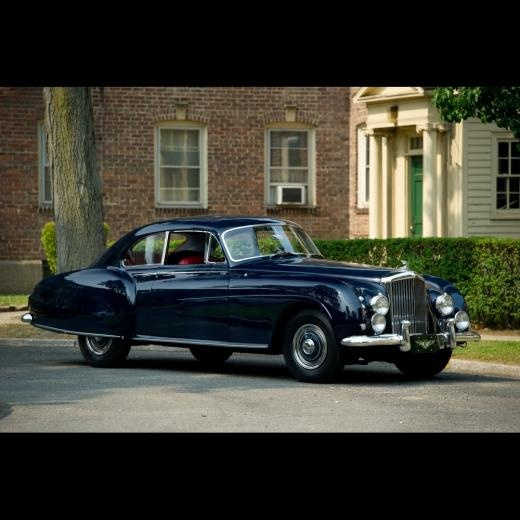 Make: BENTLEY Year: 1954  Chassis: BC62LC  Color: Blue / Red