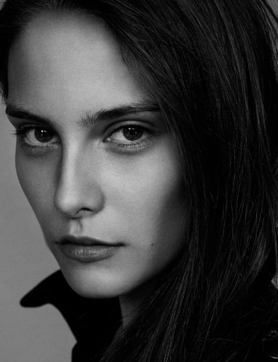 Charlotte Wiggins #fashion #models