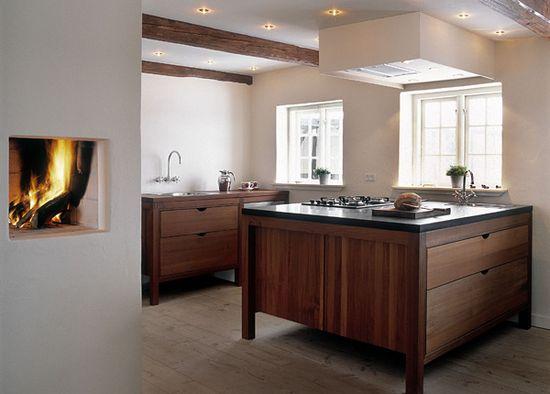 Kitchen Teak - Hansen Kitchen