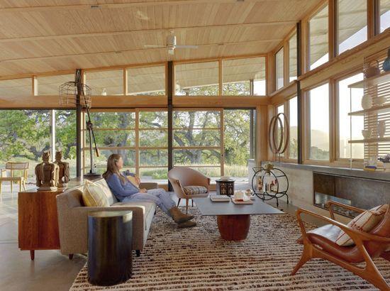 Caterpillar House by Feldman Architecture via @ArchDaily
