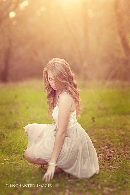 Senior Session.  Enchanted Images. His lighting and editing is always so pretty.