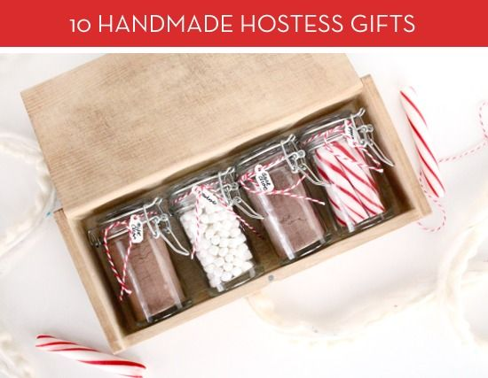 Roundup: 10 Memorable DIY Hostess Gifts » Curbly