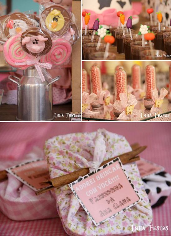 Cowgirl Farm Themed Birthday Party via Karas Party Ideas KarasPartyIdeas.com #farm #girl #cowgirl #birthday #party #ideas #cake #idea