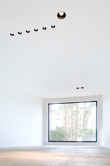 #architecture #interior design #windows #minimalism #white - Aplis in-Line by Kreon