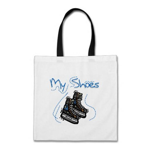 Skates My Shoes Tshirts and Gifts Tote Bags