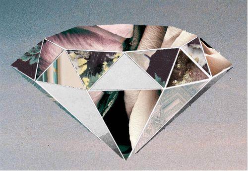 Reflective Diamond