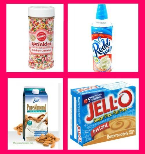 50 Calorie Snack!