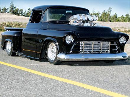 1956 Chevy Stepside