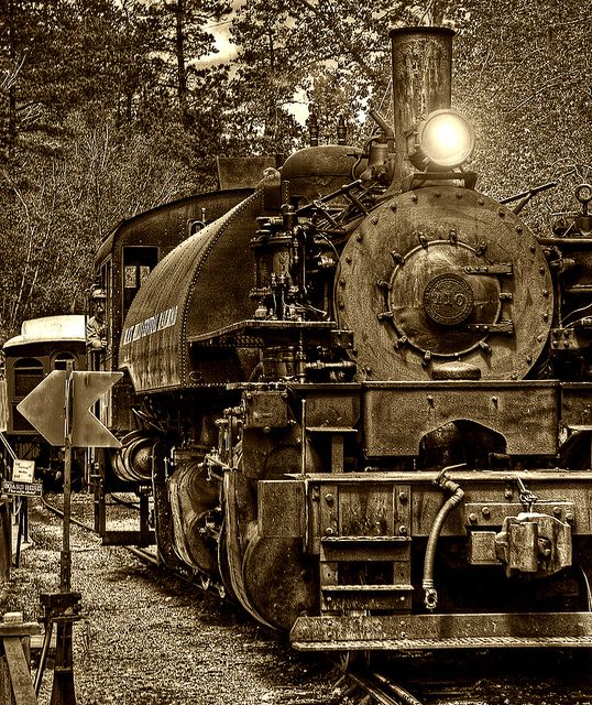 Only one engine like this survives today