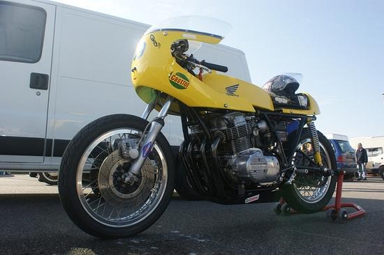 Honda CB750 Racer by Jano2106, via Flickr