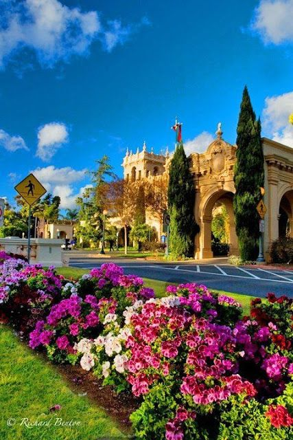 Balboa Park, San Diego, California.  Looking forward to a great weekend in San Diego :)