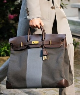 Hermes for Men Spring 2013 Bag