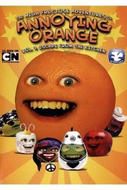 Annoying Orange Escapes From The Kitchen