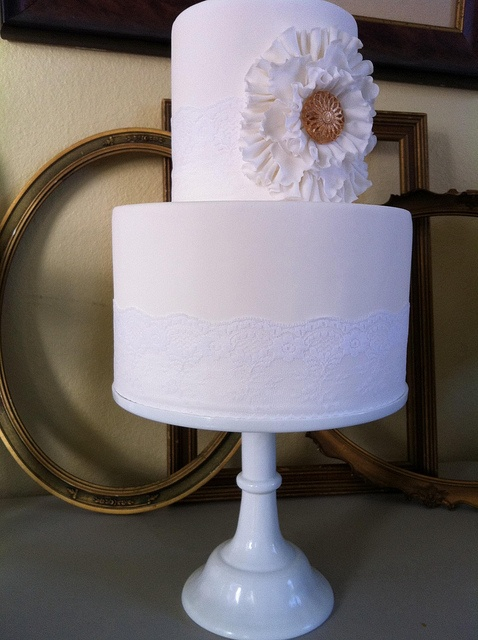 Ruffled Cake, via Flickr.