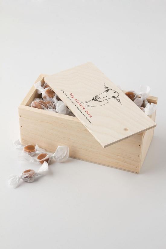 Sea Salt & Bourbon Vanilla Caramels Box / Anthropologie.com #gift