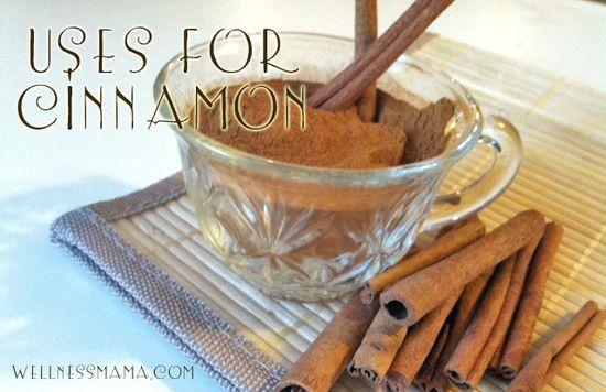 health benefits and uses of cinnamon