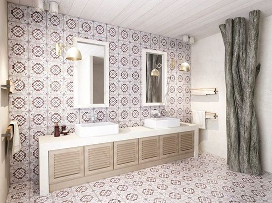 Bathroom Interior Rendering. Visualization by co.creations, architectural 3D's. ?????????????