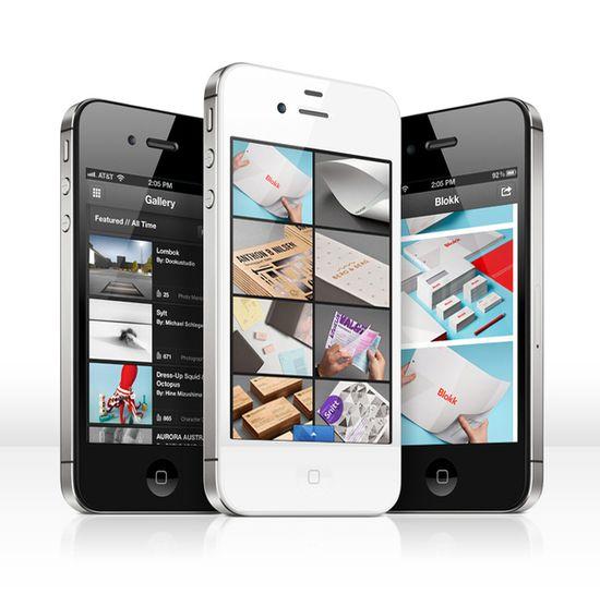 Behance - iPhone App