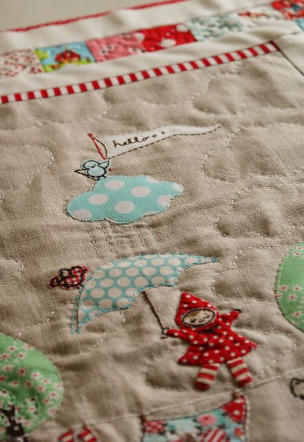sweet applique & embroidery