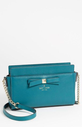 kate spade new york 'hancock park - angelica' leather shoulder bag, small