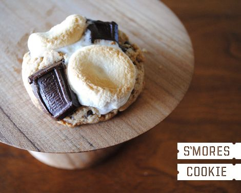S'mores cookie?