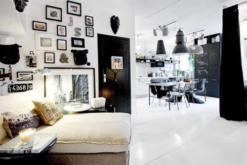 Small apartment ideas (just 39 sqm)