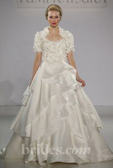 new yumi katsura designer wedding dresses - fall 2013
