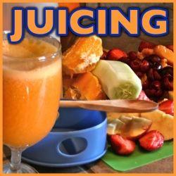 Great basic juice recipes
