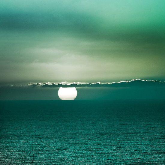 Turquoise Sun