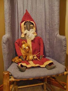 HomeSpunPrims: 2013 CHRISTMAS DECOR PICS!