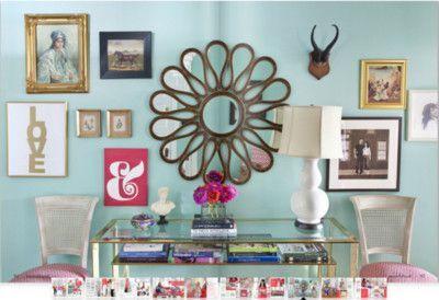 Hot House: bedroom, living room, bathroom, and hoem decor with #modern interior design #home interior design 2012
